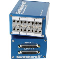 1625TT  8 Channel Studiopatch Module
