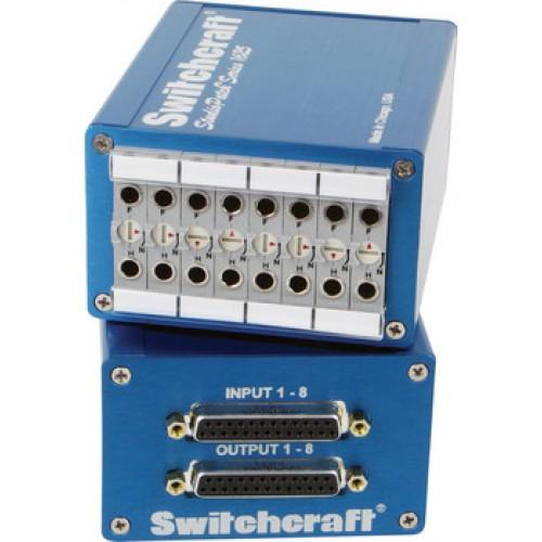 1625TT  8 Channel Studiopatch Module