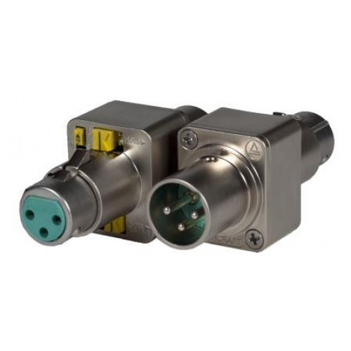Audiofix 303 Inline XLR Audio Controlled Connector By Switchcraft