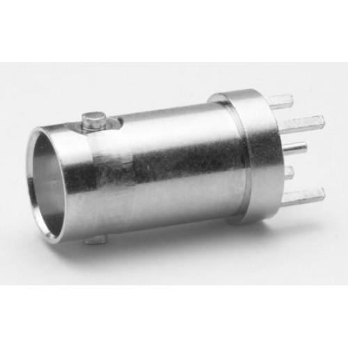 BN-2175 BNC Socket R/A 75 Ohm Filtered