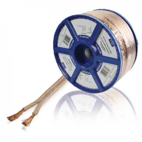 CA-2352  Heavy Duty Loudspeaker Cable 2 x 4.0mm 100M Drum