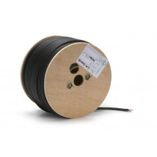 CA-2645 Black Round 15 amp rated loudspeaker cable 25 x 0.18mm
