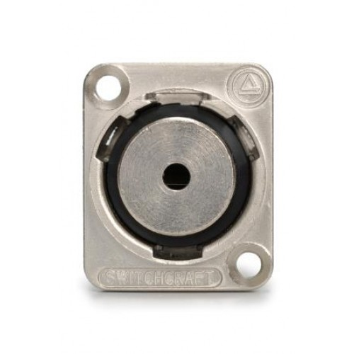 EH-1800 3.5mm Stereo Jack Socket Housed in a Industry Standard XLR Housing. Switchcraft Part Number EH35MMSSC
