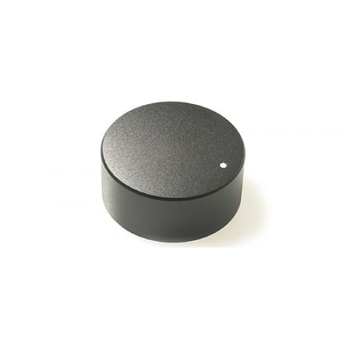 CHK KM-2600  KMR 40 Black / Marker Dot Metal Rotary Control Knob
