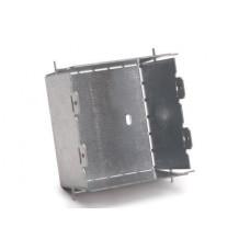JB-5230 Double size USA steel back box