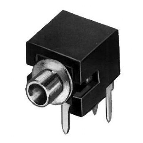 JS-2563 2.5mm Mono jack socket by Switchcraft part number MDPC2ARA