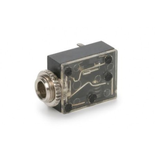 JS-3549 3.5mm Switchcraft Stereo Jack Socket Part Number 35RAPC4BH3