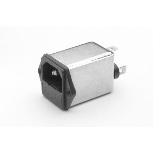 MF-3000 CEE22 Inlet with fuseholder and RF filter