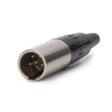 MX-1140 Tini QG 4 Pin Male Cable Plug