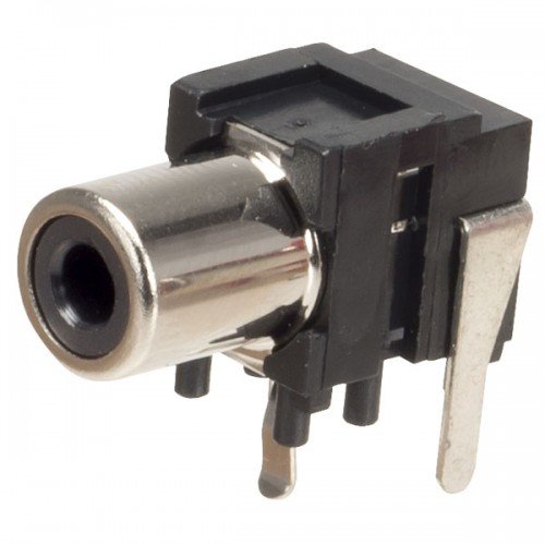 PS-0510 Single PC-B Phono socket with switch