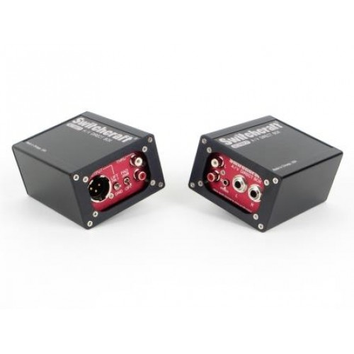 SC700CT A/V Direct Box By Switchcraft.