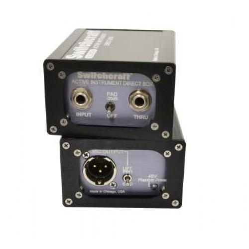 SC800A  Switchcraft  Active Instrument DI Box