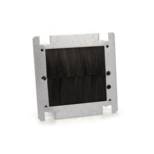 WP-4050: Single Steel, Brush, Rear Adaptor Plate