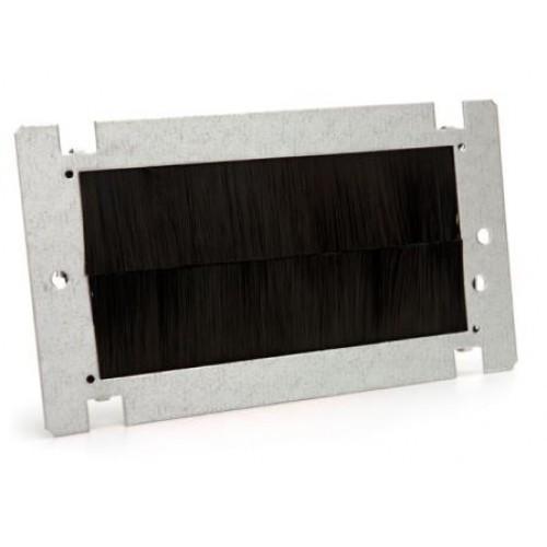 WP-4055 Double Steel Brush, Rear Adaptor Plate