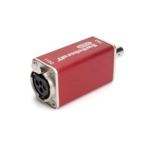 XL-366R AUDIOSTIX AES/EBU Impedance Matching Transformer