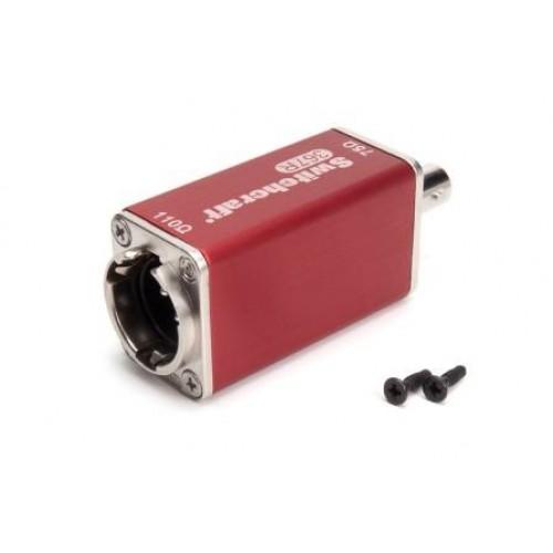 XL-367R AUDIOSTIX AES/EBU Impedance Matching Transformer