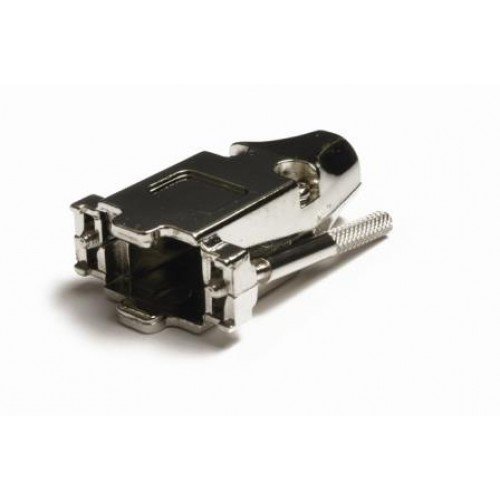 DD-8009 Die Cast Nickel Plated D Cover with thumbscrews