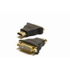 HM-2000 HDMI Plug (Male) to DVI Socket (Female) adaptor