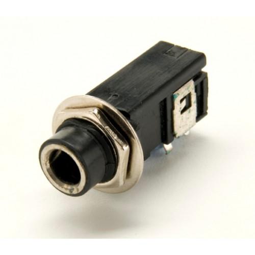 JS-64547 Slimline Jack Socket 6.4mm for PCB Mounting