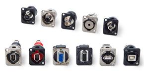 Switchcraft EH Connectors
