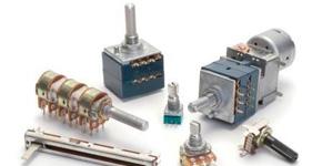Audio Potentiometers