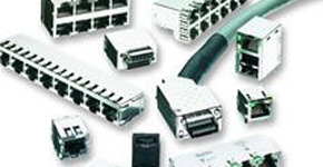 RJ series and CAT6 cables