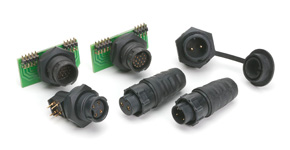 Weathertight EN3 Connectors