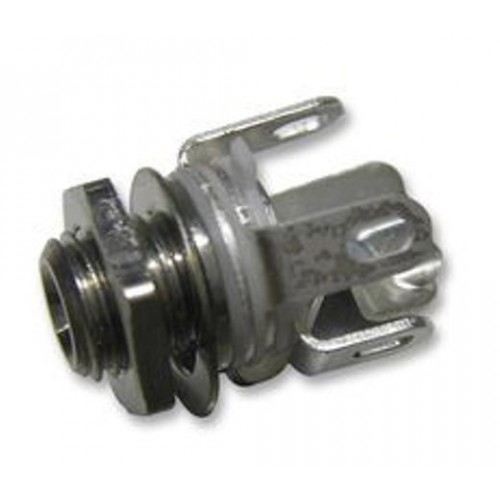 JS-2564 2.5mm Professional Grade Jack Socket Skeleton Type