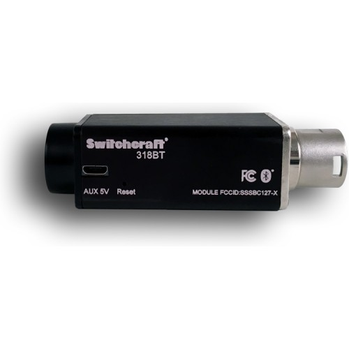 318BT Bluetooth AudioStix adaptor by Switchcraft