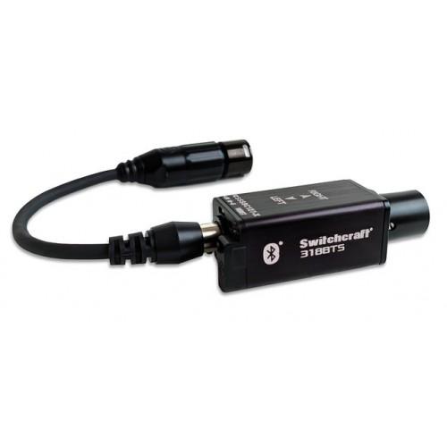318BTS  Switchcraft Audiostix  Stereo Bluetooth Receiver
