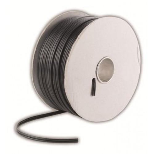 CA-1210: Figure 8 speaker cable Black