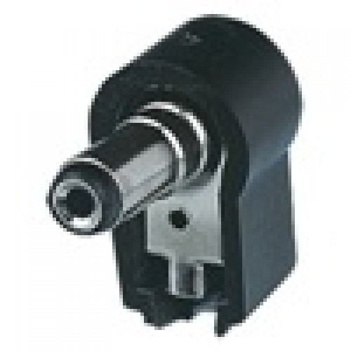 DCP-008R 2.5mm DC Plug Right Angle Rewireable