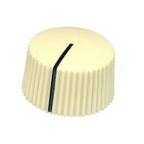 KAP-920016 Fender Cream Retro Control Knob