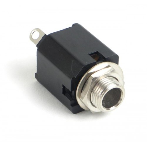 MN112BX 0.21inch Stereo jack socket by Switchcraft