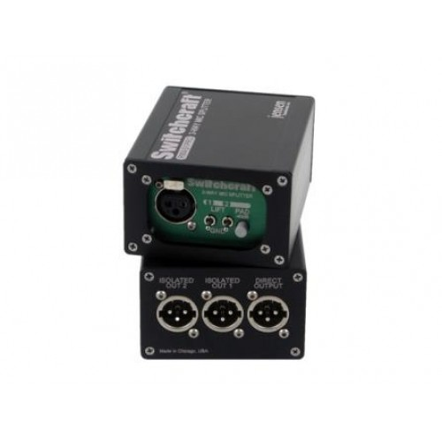 RMAS1 Switchcraft 3 way Mic Splitter