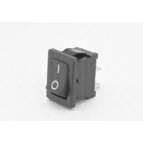 SW-2200 Sub Miniature 1/0 Legend Rocker Switch DPST