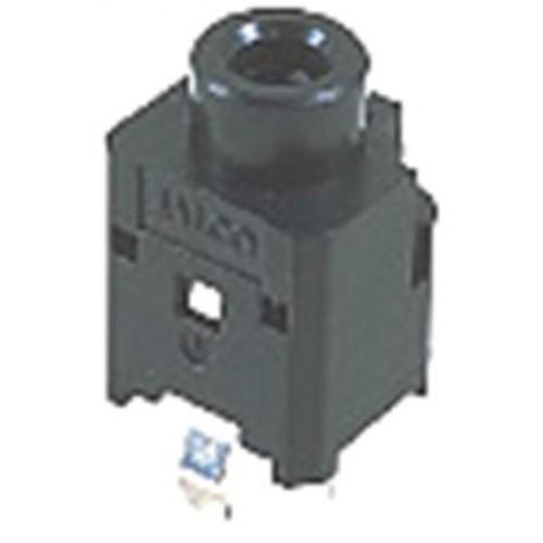 JS-3589 3.5mm Vertical Stereo Jack Socket