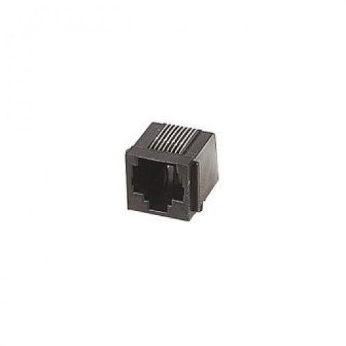 TC-2883 RJ45 Socket 8P8C PCB Telecom Socket